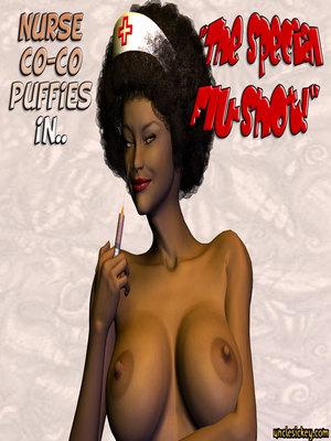 Porn Comics - 3D- Coco Nurse Office  (3D Porn Comics)