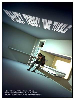 Porn Comics - 3D- Spacey Trekky Time Tussle  (3D Porn Comics)
