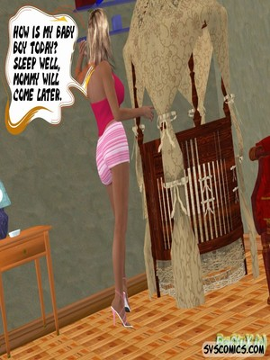 Porn Comics - 3DFactux- Home Sweet Home  (3D Porn Comics)