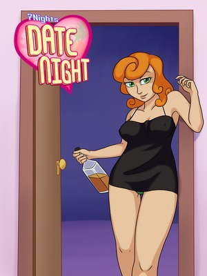 Porn Comics - 7 nights- Date Night  (Adult Comics)