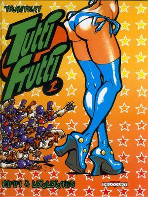 Porn Comics - Adventure Furry- Tutti frutti 01  (Adult Comics)