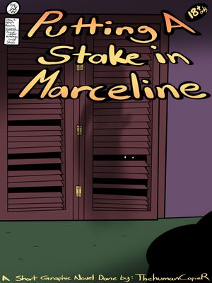 Porn Comics - Adventure Time- Putting A Stake in Marceline  (Adult Comics)