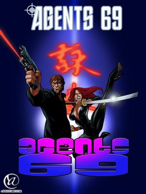 Agents 69- eAdult  (Adult Comics)
