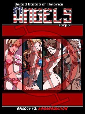 Porn Comics - Angels Corp 2-Assassination  (Porncomics)