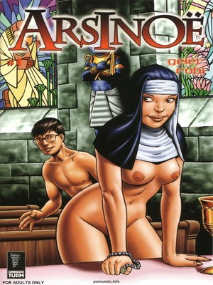 Porn Comics - Arsinoe 4- Bastet (Geier Robi)  (Adult Comics)