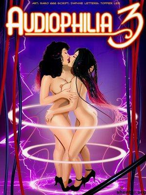 Porn Comics - Audiophilia 03  (Adult Comics)