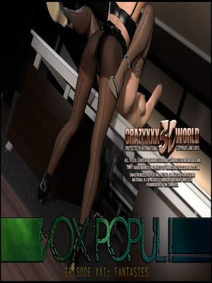 Porn Comics - Auditor of Reality- Vox Populi 21 3D Porn Comics