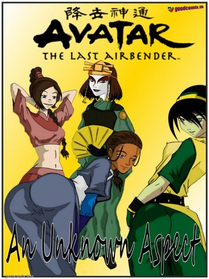 Avatar Last Airbender- An Unknown Aspect Adult Comics
