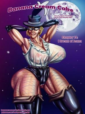 Porn Comics - Banana Cream Cake 14- I Dream Of Jenna Porncomics