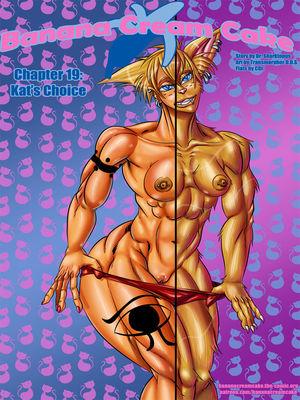 Porn Comics - Banana Cream Cake 19- Kat's Choice Porncomics