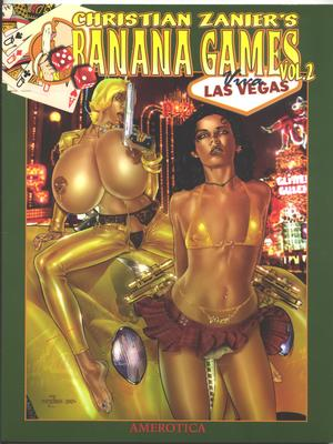 Porn Comics - Banana Games 2- Christian Zanier  (Adult Comics)