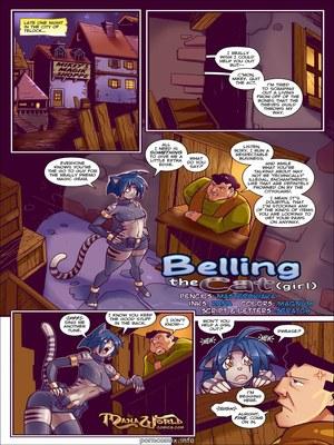 Porn Comics - Belling Cat Girl Adult Comics