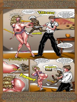 Big tit brenda throb in a cradle interracial comics hentai