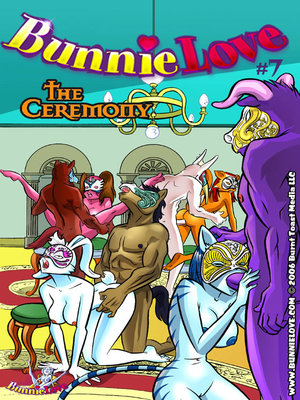 Porn Comics - Bunnie Love 7-The Ceremony  (Furry Comics)