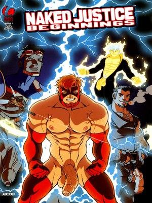 Porn Comics - ClassComix- Naked Justice- Beginnings  (Adult Comics)