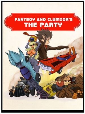 Clumzor – The Party – Part 6 Adult Comics