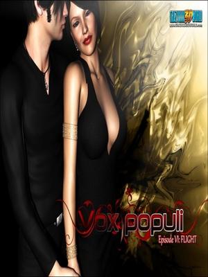 Porn Comics - Crazyxxx3D World- Vox Populi 6  (3D Porn Comics)