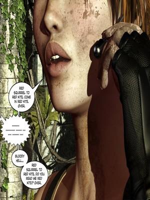 Porn Comics - CrazyXXX3DWorld- Lara Croft-Clara Ravens 1  (3D Porn Comics)