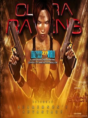 Porn Comics - CrazyXXX3DWorld- Lara Croft-Clara Ravens Episode 2  (3D Porn Comics)