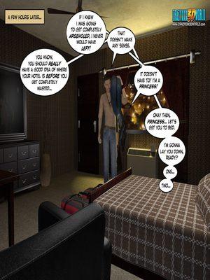 Porn Comics - Crazzy3DWorld- CLARA RAVENS EPISODE 3  (3D Porn Comics)