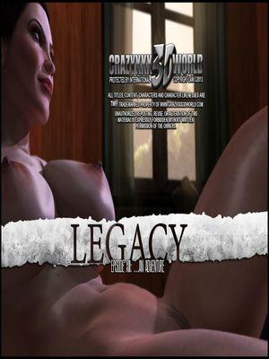Porn Comics - CrazzyXXX3DWorld-Legacy -An Adventure Episode 13  (3D Porn Comics)