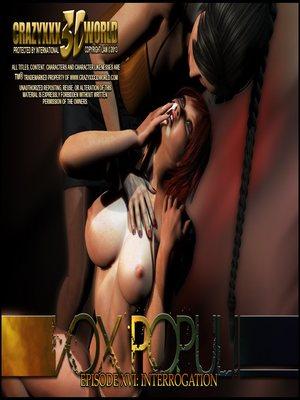 Porn Comics - CrazzyXXX3DWorld- VOX POPULI – EPISODE 16  (3D Porn Comics)
