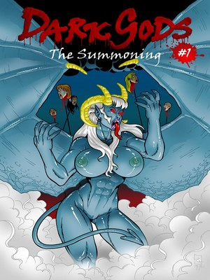 Porn Comics - Dark Gods #1 – The Summoning  (Porncomics)
