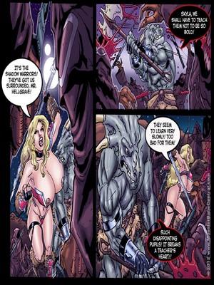 Porn Comics - Dimension Freak 01  (Porncomics)