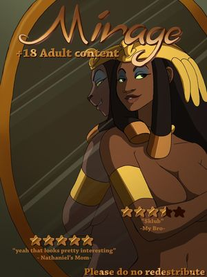 Porn Comics - Disney Aladdin- Mirage Adult Comics