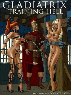 Porn Comics - DOfantasy- Zero Galvan- Gladiatrix Training Hell  (Porncomics)