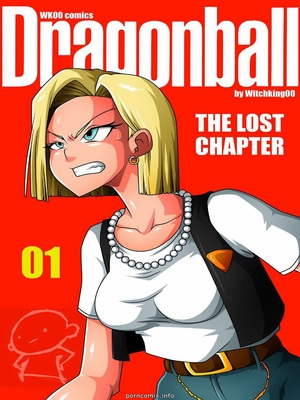 Porn Comics - DragonBall – The Lost Chapter 1 Hentai Manga