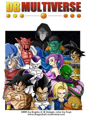 Porn Comics - Dragonball-DB Multiverse  (Adult Comics)