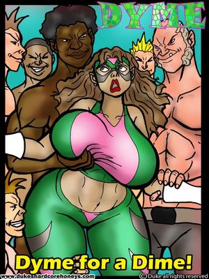 Porn Comics - DukeSharedcore- Dyme for a Dime  (Interracial Comics)