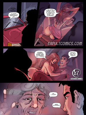 Adult Henta Comics