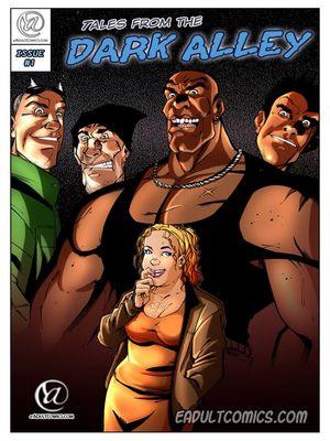 Porn Comics - Eadult- Tales from the Dark Alley  (Adult Comics)