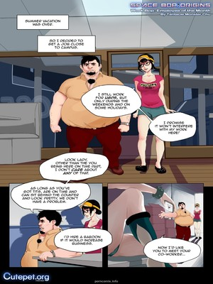 Porn Comics - Employee of the Month- Cutepet Adult Comics