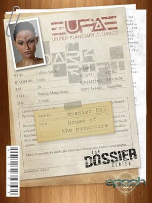 Porn Comics - Epoch- The Dossier 3- UPA 3D Porn Comics