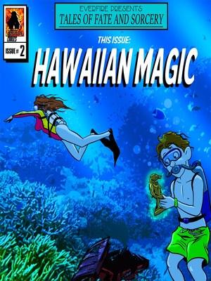 Everfire – Hawaiian Magic Incest Comics