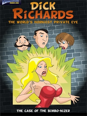 Porn Comics - ExpansionFan- Dick Richards- Private Eye 1  (Porncomics)