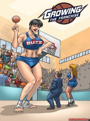 Porn Comics - ExpansionFan- Growing-The Franchise  (Porncomics)