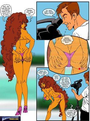 Porn Comics - ExpansionFan- The Busty Model  (Adult Comics)