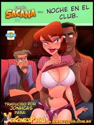 Porn Comics - Familia Sacana 18-Tufos (Spanish) Incest Comics