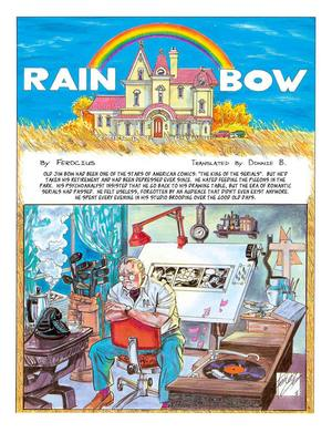 Ferocius – RainBow Adult Comics