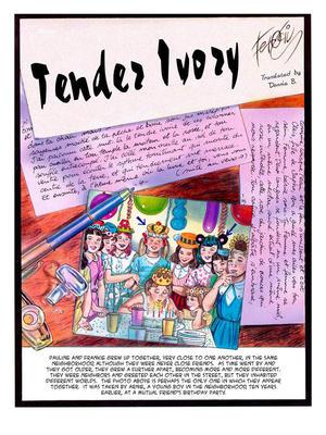 Porn Comics - Ferocius – Tender Ivory  (Adult Comics)