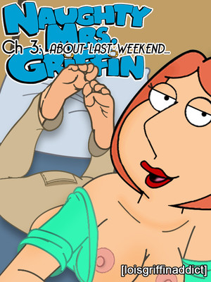 Porn Comics - FG-Naughty Mrs. Griffin 3- About Last Weekend  (Adult Comics)