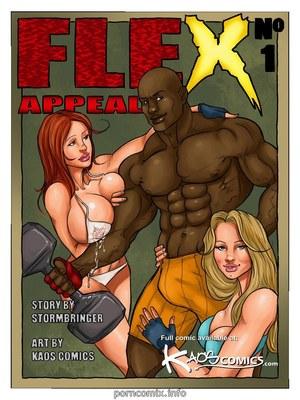 Flex Appeal 1 Interracial Comics