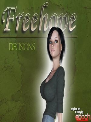 Freehope 3- Decisions  (3D Porn Comics)