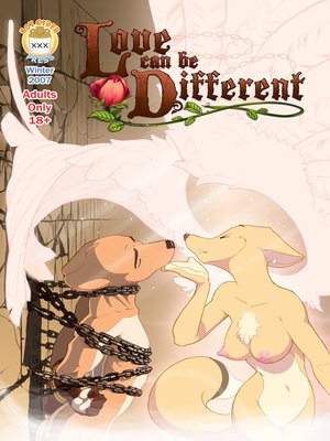 Porn Comics - Furry- Love Can Be Different  (Furry Comics)