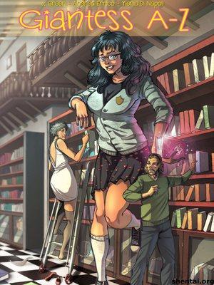 Porn Comics - GiantessFan- Giantess A-Z  (Adult Comics)