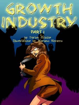 Porn Comics - GiantessFan- Growth Industry  (Porncomics)